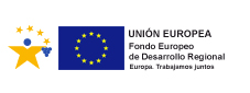 European Union. European Regional Development Fund. Europe. We work together.
